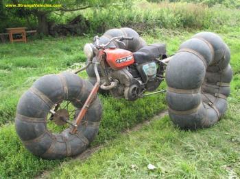 Moto casera